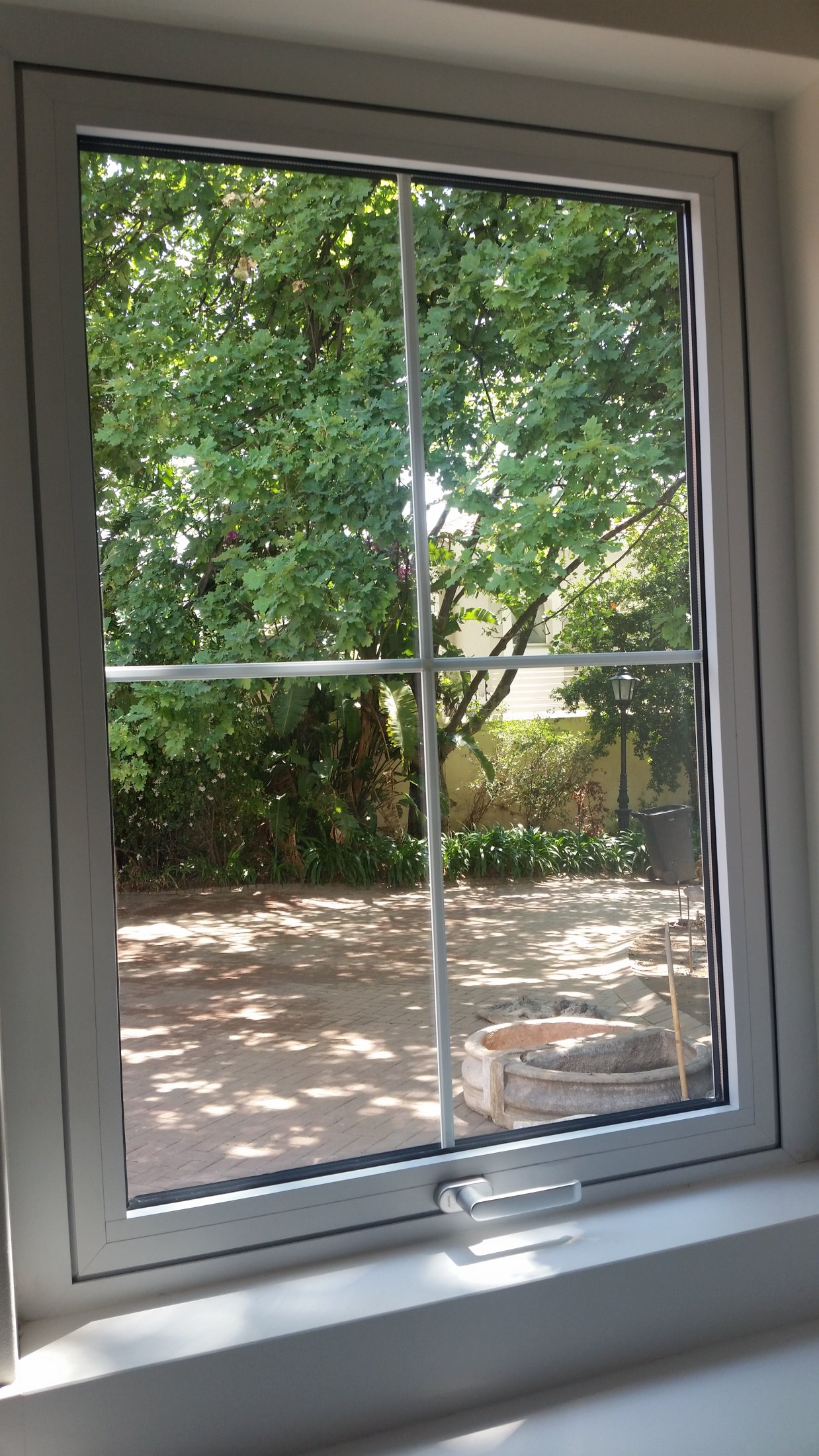 Double Glazed Cottage Style Out Opening Window