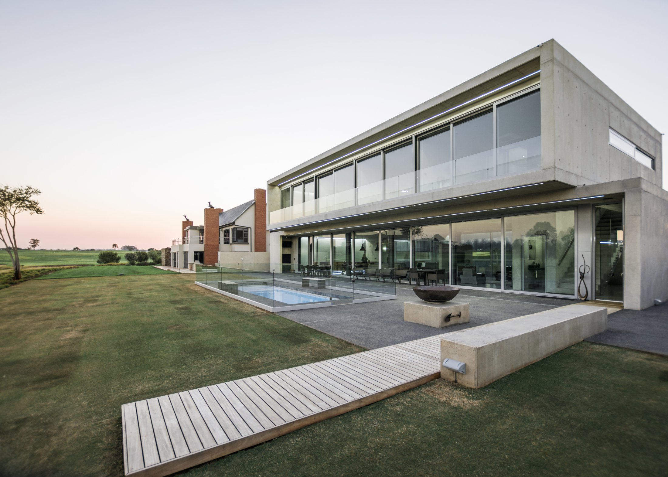 LIFT & SLIDE DOBLE GLAZING SLIDING PANELS IN SERENGETI GOLF ESTATE (10)