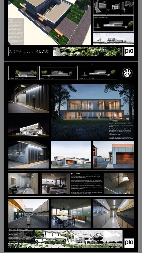 OUR PROJECT WITH LIFT & SLIDE DOUBLE GLAZING SLIDING PANELS IN SERENGETI GOLF ESTATE PUBLISHED IN